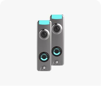 Sensor de detección: temperatura facial